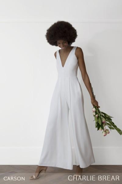 Vestido de Noiva Charlie Brear