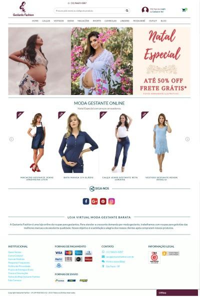 Moda Gestante Fashion | Roupas Para Gestantes