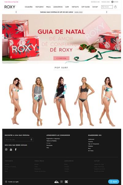 Roxy |  Marca de Surf, Snowboard & Fitness desde 1991