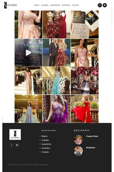 Suely Caliman Moda Festa e Vestidos Madrinhas Debutantes Formandas